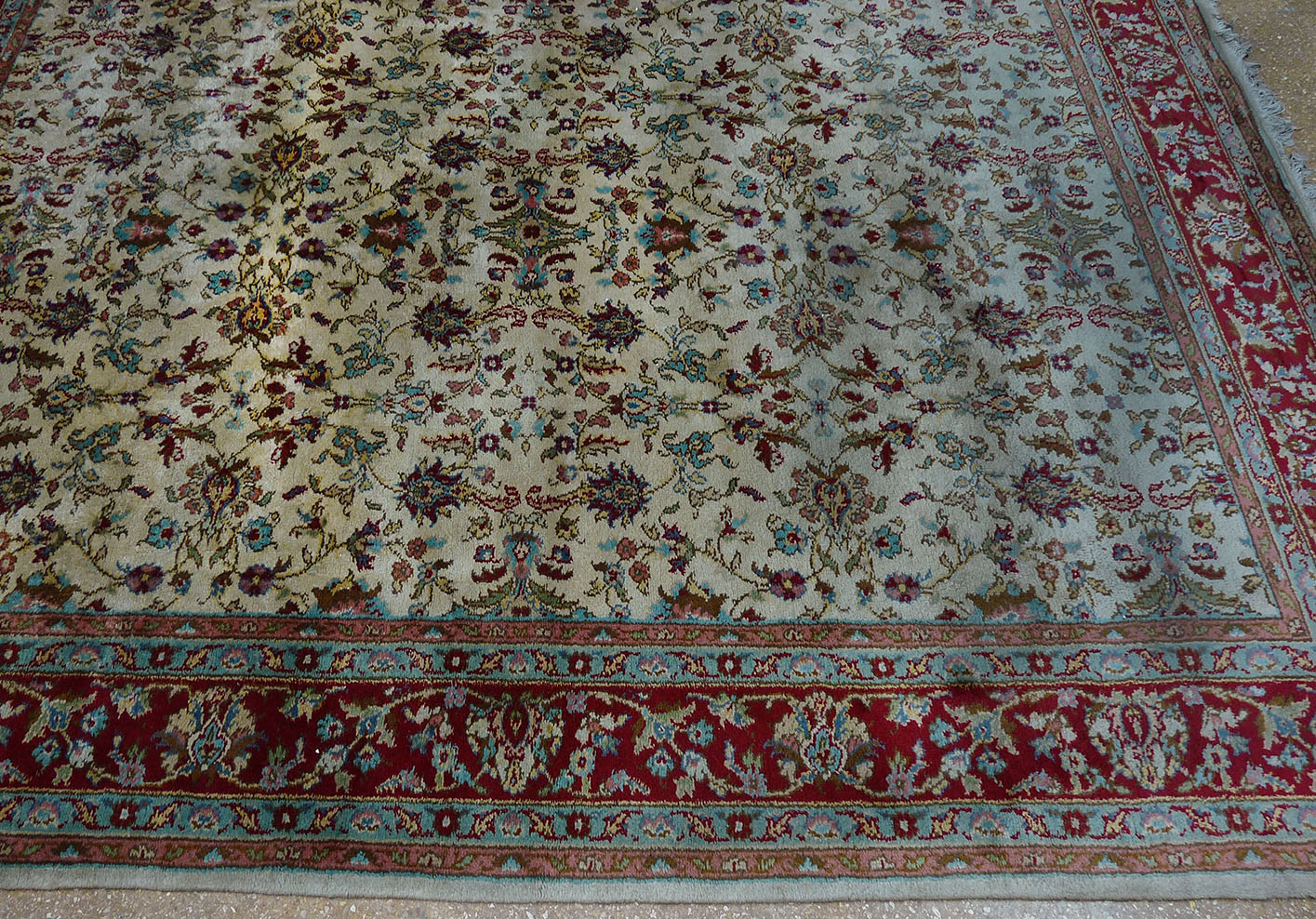 Bgw remate 262 alfombra gek htm gendata for Alfombra persa roja
